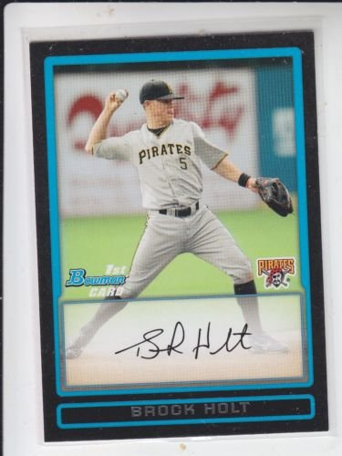 Brock Holt 2009 Bowman Draft Picks #BDPP25 Red Sox QTY AVAILABLE HOT!!