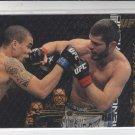 Matt Wiman Gold Parallel 2011 Topps UFC Title Shot #92