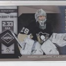 Marc-Andre Fleury Banner Season 2010-11 Panini Limited #14 Penguins 178/199