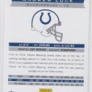 Andrew Luck AirMail Football Trading Card 2013 Score #234 Colts