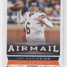 Jay Cutler AirMail Football Trading Card 2013 Score #226 Bears