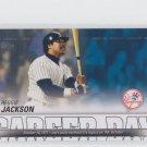 Reggie Jackson Career Day Inset 2012 Topps #CD-12 Yankees