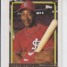 Ozzie Smith Gold Winners Parallel 1992 Topps #760 Cardinals