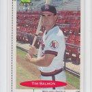 Tim Salmon Rookie Card 1991 Classic/Best #329 Angels