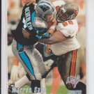 Warren Sapp Football Card 1999 Topps Stadium Club #39 Bucccaneers