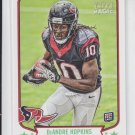 DeAndre Hopkins RC 2013 Topps Magic #29 Texans