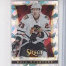 Kris Versteed Cracked Ice Spring Expo 2013-14 Panini Select #425 Blackhawks