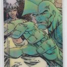 The Savage Dragon Clearchrome Chromium 1995 Topps Image Universe #C1  *ED