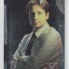 Fox Mulder Chromium Chase Card 1995 Topps X-Files Series 1 #X3 QTY Avialable *ED