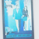 Clark Kent and Lois Lane Hologram Hall of Fame 1992 Impel DC Comics #DCH1 *ROB