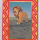 Mufasa Popup Trading Card Skybox Lion King 2 #P3 QTY Available *ED