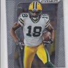 Randall Cobb Football Trading Card 2013 Panini Prizm #118 Packers