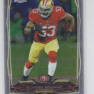Navorro Bowman Football Trading Card 2014 Topps Chrome #20 49ers