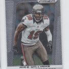 Mike Williams Football Trading Card 2013 Panini Prizm #148 Buccaneers