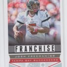 Josh Freeman Scorecard Franchise SP 2013 Panini Score #296 Buccaneers