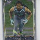 Jason Verrett RC Football Trading Card 2014 Topps Chrome #195 Chargers
