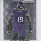Greg Jennings Football Trading Card 2013 Panini Prizm #122 Vikings