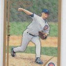Kerry Wood 2nd Year Baseball Card Strikeout 1999 Topps #446 Cubs