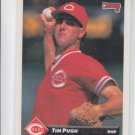 Tim Pugh Rated Rookie Card 1993 Donruss Series 1 #162 Reds