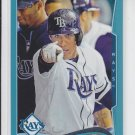 Yunel Escobar Wal-Mart Blue Parallel 2014 #184 Rays