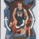 Brad Miller Breakaway Die Cut 2000 Press Pass #BA25