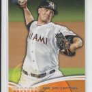 Jose Fernandez The Future Is Now 2014 Topps Series 1 #FN22 Marlins