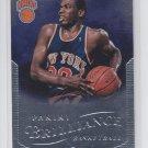 Bernard King Basketball Trading Card 2012-13 Panini Brilliance #205 Knicks