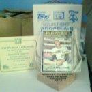 Roberto Clemente Porcelain Trading Card Limited Reprint 1990 Topps Reprint COA