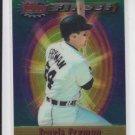 Travis Fryman Finest Moments Baseball Card 1994 Topps Finest #228 Tigers Sharp!