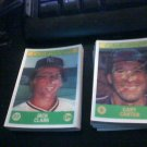 1988 Sportflics Game Winners 25 Player Card Set & 17 Triva Cards HOF