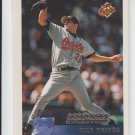 Rick Krivda Coming Attractions 1996 Topps #352 Orioles