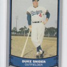 Duke Snider Baseball Trading Card 1988 Pacific Legends #55 Dodgers