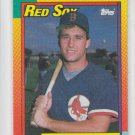 Tim Naehring Rookie Card XRC 1990 Topps Traded #79T Red Sox