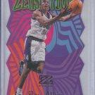 Ray Allen Zensations Die Cut 1997-98 Skybox Z Force #1 of 25ZN Bucks Chipping