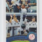 Alex Rodriguez Baseball Card CL 2011 Topps Series 1 #155 Yankees