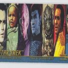 Star Trek The Original Series 1966-67 Preview 1997 Skybox  Prom Card NNO *ED