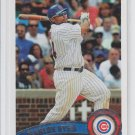 Marlon Byrd Baseball Card 2011 Topps Series 1 #154 Cubs