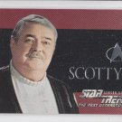 Scotty Embossed 1997 Skybox Next Generation #S34 Trading Card *ED