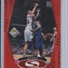 Tim Duncan Starquest Red Triple Parallel 1998-99 UD Choice #SQ24 Spurs