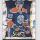David Perron Spring Expo Cracked Ice RC 2013-14 Panini Select Update #452 Oilers