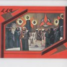 Klingon Great Hall Embossed 1995 Skybox Next Generation #S25  *ED