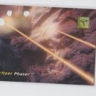 Starfleet Phaser 1995 Skybox Star Trek 30 Years Phase 1 Trading Card #D2 *ED