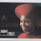 Guinan 1995 Skybox Next Generation Embossed Chase Card #S10 *ED