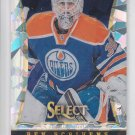 Ben Scrivens Spring Expo Cracked Ice  2013-14 Panini Select Update #431 Oilers