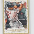 Albert Pujols Baseball Highlight Sketches 2012 Topps Allen & Ginter #BH10 Angels