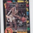 Randy Brown Basketball Trading Card 1991-92 Wild Card #38 *BOB