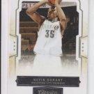 Kevin Durant Basketball Card 2009-10 Panini Classics #61 Thunder
