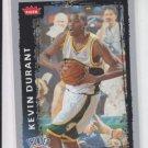 Kevin Durant Basketball Card 2008-09 Fleer #195 Thunder