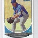 Daniel Vogelbach Refractors Top Prospect 2013 Bowman Chrome Draft #TP18 Cubs