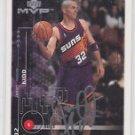Jason Kidd Silver Script Parallel SP 1999-00 Upper Deck MVP #124 Suns *BOB